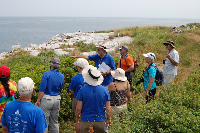 NH Sea Grant Appledore Walking Tour