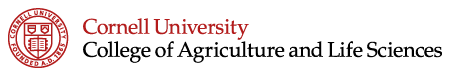 Logo for Cornell College of Agriculture and Life Sciences. Click on this logo to read Cornell's press release about special Shoals Semester funding.