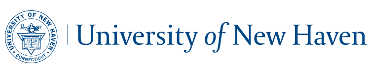 logo for the University of New Haven in Connecticut