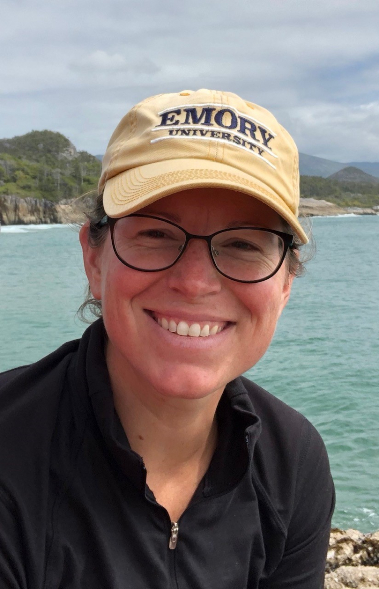 Photo of Gemma Clucas Shoals Scientist in Residence Fellow 2018