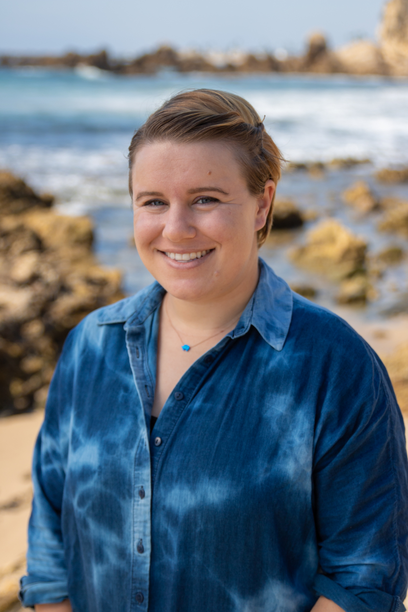 Photo of Louise Roberts Shoals Scientist in Residence Fellow 2018