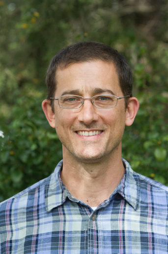 photo of SML Associate Director Dr. David Buck